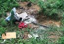 Pháp luật - Vụ tài xế cán chết bé trai, giấu xác phi tang ở Nghệ An: Thi thể cháu bé được tìm thấy ở hố rác
