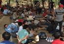 """Pháp luật - Triệt phá sòng bạc lớn nhất Đồng Nai, bắt giữ 130 """"bác thằng bần"""""""