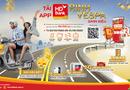 Thị trường - Tải App trúng Vespa, ở nhà và mua sắm online