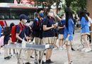 Chuyện học đường - Truyền thông quốc tế đưa tin học sinh Việt Nam trở lại trường sau kỳ nghỉ dài vì Covid-19