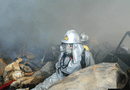 Tin trong nước - Hiện trường vụ cháy kinh hoàng tại khu công nghiệp Phú Thị, 3 người tử vong