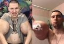 """Đời sống - """"Popeye nước Nga"""" gây choáng với đôi tay ngày càng biến dạng do tiêm quá nhiều hoá chất"""