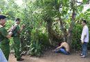 An ninh - Hình sự - Người đàn ông tử vong vì bị em trai và cháu dùng xích trói vào gốc cây