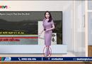 """Tin tức giải trí - Lỗi kỹ thuật khiến MC dự báo thời tiết kỳ cựu của VTV """"tím lịm tìm sim"""" trên sóng truyền hình"""