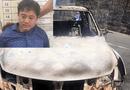 An ninh - Hình sự - Vụ thi thể biến dạng trong ôtô cháy trơ khung: Giết người để lập mưu nhận tiền bảo hiểm 18 tỷ