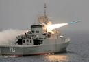 Tin thế giới - Iran công bố video tàu hải quân bị tên lửa bắn nhầm trong tập trận