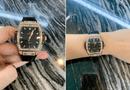 Giải trí - Hoa hậu Kỳ Duyên chứng tỏ đẳng cấp đại gia khi khoe mua đồng hồ Hublot 36.000 USD