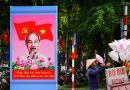 Tin trong nước - Đường phố Thủ đô trang hoàng cờ hoa kỷ niệm 130 năm ngày sinh nhật Bác