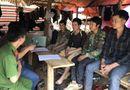 An ninh - Hình sự - Triệt phá điểm khai thác vàng trái phép tại Sơn La
