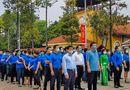 Hội Luật Gia - Đoàn thanh niên hội Luật gia Việt Nam viếng Lăng Chủ tịch Hồ Chí Minh