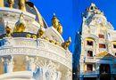 Thị trường - Lâu đài gà vàng 15 triệu USD của đại gia buôn sắt bên sông Tô Lịch