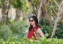 Chuyện làng sao - Hoa hậu Đặng Thu Thảo hạ sinh quý tử vào ngày 20/5