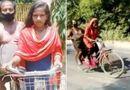Đời sống - Con gái đạp xe 1.200km chở cha bị thương về quê và câu chuyện xúc động đằng sau