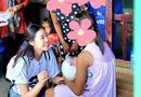 Chuyện làng sao - Hoa hậu Khánh Vân giúp đỡ các bé gái bị lạm dụng ở Sóc Trăng