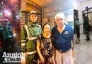 Việc tốt quanh ta - Công an Hà Nội giúp bà cụ 82 tuổi đi lạc về nhà