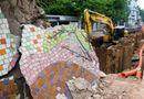Tin trong nước - Xót xa dỡ bỏ 600 mét trên con đường gốm sứ dài nhất thế giới