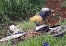 Tin trong nước - Ô tô tải húc văng xe máy, người phụ nữ rơi xuống vực tử vong tại chỗ