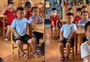 Chuyện học đường - Cười bò với cậu bé buồn ngủ díu mắt nhưng vẫn cố ra vẻ đang nghe cô giáo giảng bài