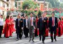 Tin trong nước - Hà Giang: Khai mạc Đại hội đại biểu Đảng bộ huyện Quản Bạ, nhiệm kỳ 2020 - 2025