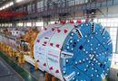 Công nghệ - Video: Cận cảnh máy khoan hầm nặng 2.300 tấn xuất xưởng