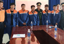 Việc tốt quanh ta - Cứu sống 6 thuyền viên gặp nạn vì chìm tàu cá