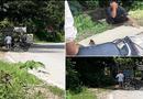 Tin trong nước - Thực hư vụ cụ ông 80 tuổi tử vong bị tài xế bỏ lại giữa đường, con trai buộc thi thể lên xe máy chở về