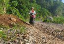 Kinh doanh - Sự thật về năng lực của công ty TNHH xây dựng Tây Nam - Bài 1: 7 năm chưa làm xong 10 km đường