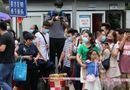 Tin thế giới - Hàng nghìn người tụ tập xem nhân lãnh sự quán Mỹ ở Thành Đô thu dọn để đóng cửa