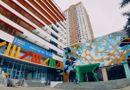 """Chuyện học đường - Đại học Kiến trúc Hà Nội """"nâng tầm sống ảo"""", hút mắt sinh viên bởi những tòa nhà """"màu mè hoa lá"""""""