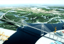 Kinh doanh - Duyệt chủ trương xây cầu Phước An gần 4.900 tỷ nối nối cảng Cái Mép - Thị Vải với cao tốc