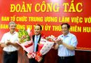 Tin trong nước - Ban Bí thư Trung ương Đảng chuẩn y tân Phó Bí thư Tỉnh ủy