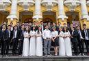 """Chuyện học đường - Lớp học siêu đỉnh hội tụ toàn """"cao thủ học đường"""" ở Hà Nội, con số đỗ trường chuyên gây """"choáng váng"""""""