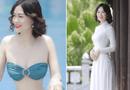 Tin tức giải trí - Bị chê kéo eo thon và vòng 3 căng đầy đến nỗi... méo cả cột, thí sinh Hoa hậu Việt Nam 2020 lên tiếng