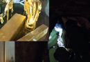 """An ninh - Hình sự - Vụ """"nhà ngoại cảm"""" Vũ Thị Hòa bị bắt: Cận cảnh 27 tấn """"vàng"""" trong hầm bí mật sâu 30m"""