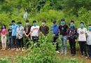 Tin trong nước - Cao Bằng: Bắt giữ và cách ly 15 người Trung Quốc nhập cảnh trái phép