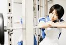 """Tin thế giới - Phòng """"gym hầu gái"""" đặc biệt khuyến khích thanh niên Nhật Bản rèn luyện thể lực"""