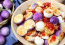 Ăn - Chơi - 3 sai lầm khi muối cà, ăn một miếng giảm thọ 1 năm