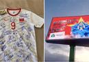 Kinh doanh - Ông chủ tập đoàn nhựa trúng đấu giá áo thi đấu của Văn Toàn