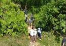 An ninh - Hình sự - Thấy chiếc xe máy dưới chân núi, kiểm tra phát hiện thi thể nam giới đang phân hủy