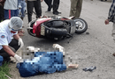 Tin trong nước - Đi xe máy qua bãi rác đang cháy, cô gái bất ngờ gục chết sau tiếng nổ lớn