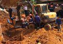 Tin trong nước - Vụ sập công trình ở Phú Thọ, nhiều người thương vong: Tìm thấy 4 thi thể