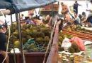 Tin thế giới - Trung Quốc: Hơn 500 người ngộ độc vì ăn sầu riêng ngâm nước biển