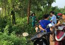 An ninh - Hình sự - Khám nghiệm hiện trường vụ thi thể người đàn ông nằm co quắp trong bụi rậm ở Thái Nguyên