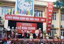 Tin trong nước - Lễ khai giảng mùa dịch tại ngôi trường dành cho trẻ em kém may mắn