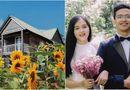 """Gia đình - Tình yêu - Cặp vợ chồng 9x bỏ Sài Gòn lên núi làm """"người rừng"""", gây dựng vườn địa đàng đẹp như cổ tích"""