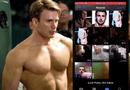 """Giải trí - """"Captain America"""" để lộ ảnh nhạy cảm, từ khóa Chris Evans đứng top Twitter toàn thế giới"""