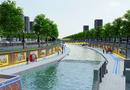 Kinh doanh - JVE đề xuất cải tạo sông Tô Lịch thành công viên Lịch sử - Văn hoá -Tâm linh