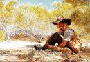 Chuyện làng sao - Chàng chăn cừu phim Cát đỏ: Hé lộ chuyện diễn dưới nắng nóng… lột da, e ngại đóng cảnh tình tứ với Thuý Diễm