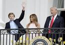 """Tin thế giới - Barron Trump: Quý tử đẹp trai, khí chất và sở trường chơi thể thao """"cực đỉnh"""""""