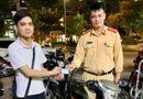 Việc tốt quanh ta - Sau 2 năm bị kẻ gian lấy trộm, nam thanh niên vui mừng nhận lại chiếc xe máy